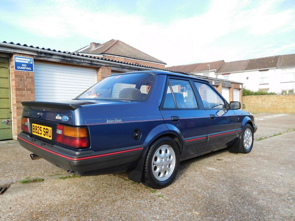 Uk Classic Cars On Twitter Ebay Ford Orion 1 6i Ghia Janspeed Https T Co 2vk4pnndwx Classiccars Cars