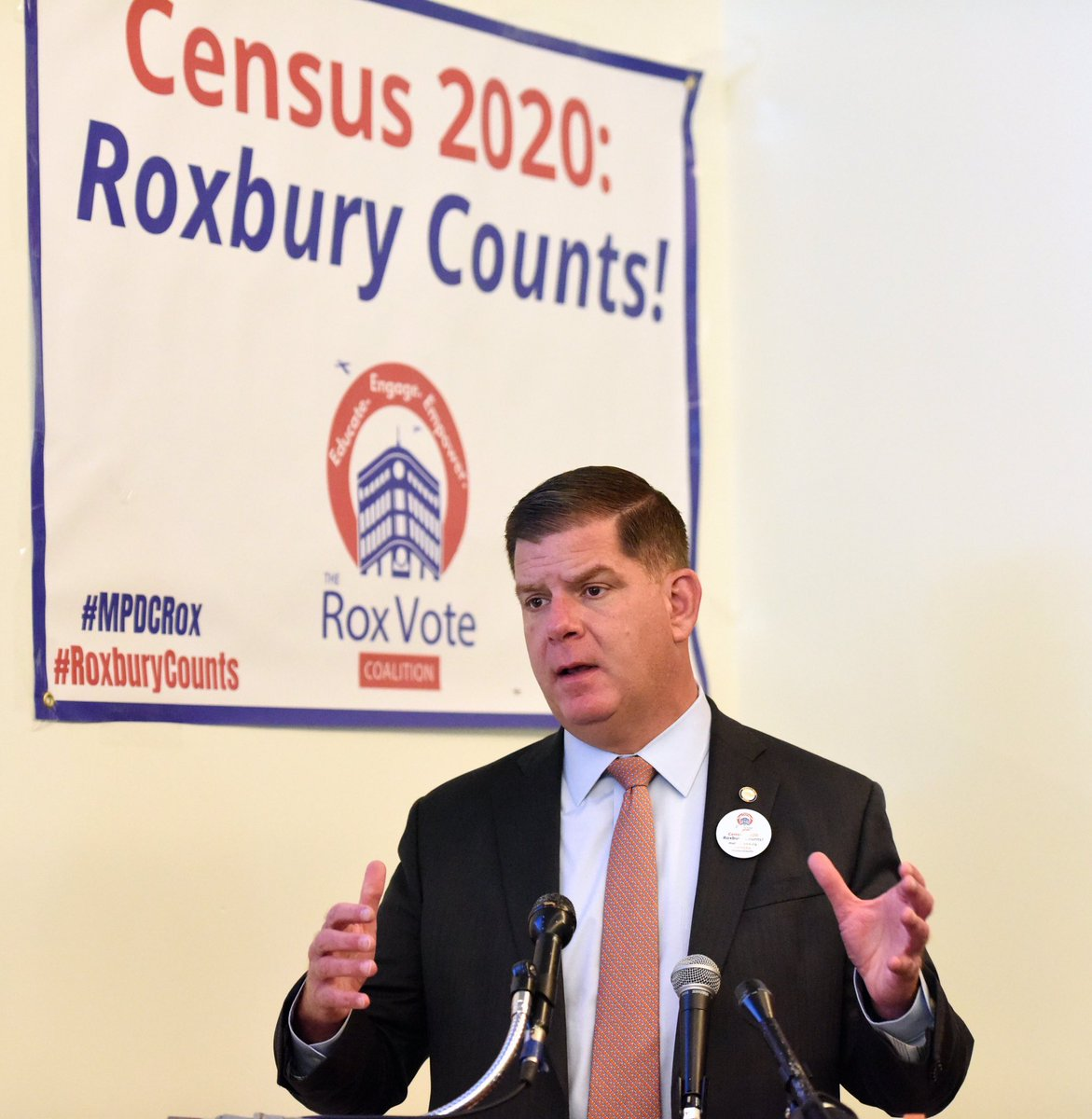 We are working hard to ensure all Bostonians are counted in the 2020 Census, because all Bostonians count. Together with community organizations, well continue to organize and mobilize Bostonians to ensure an equitable and accurate count. ow.ly/r6TA50uEfWU