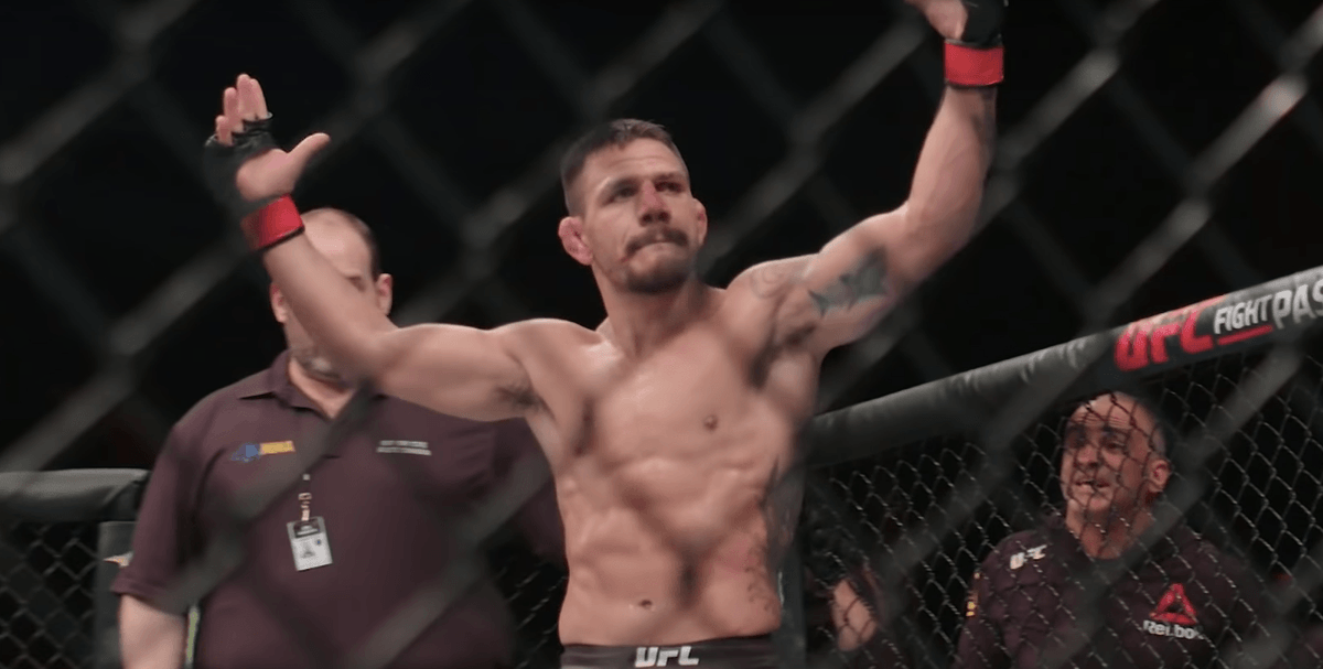 Rafael dos Anjos Confirms Leon Edwards Bout With Zinger of a Tweet - https://www.themix.net/2019/06/rafael-dos-anjos-confirms-leon-edwards-bout-with-zinger-of-a-tweet/ … #MMA #UFC #UFCSanAntonio