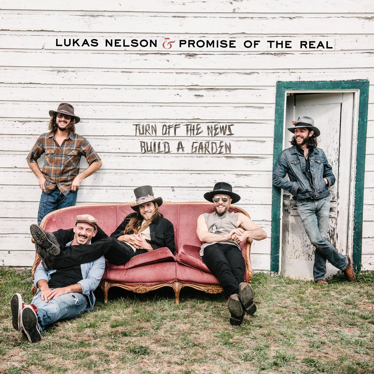 Congrats to A STAR IS BORN collaborators @LukasNelson  & Promise of the Real on the release of their great new album Turn Off The News (Build A Garden) out today! Get it here:  http://smarturl.it/LNTurnOffTheNews  …