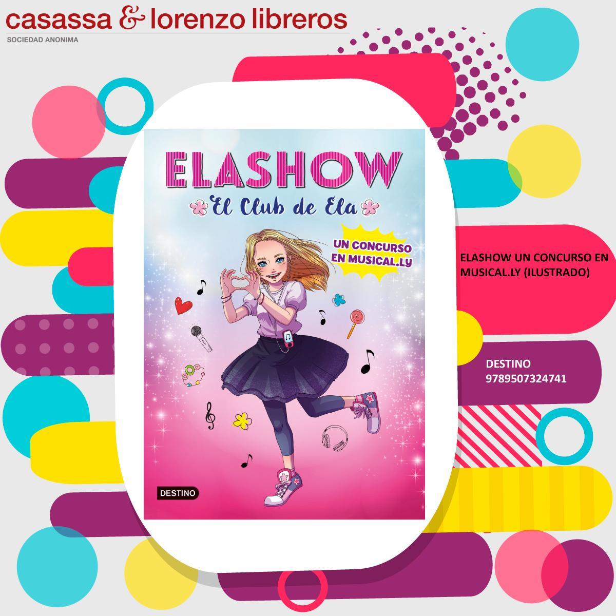 #elashow El club de Ela #leer #lectores #libro #libros #novela
