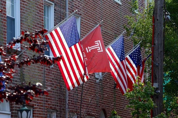 Philadelphia is not only the city we call our home, its also the birthplace of the Star Spangled Banner. Happy #FlagDay! 🇺🇸
