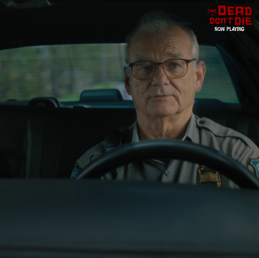 """The summer's most """"freakishly funny"""" comedy. #TheDeadDontDie is NOW PLAYING."""