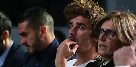 Quand tes le seul uruguayen de lAtletico de Madrid à ne pas être sélectionné pour la Copa America