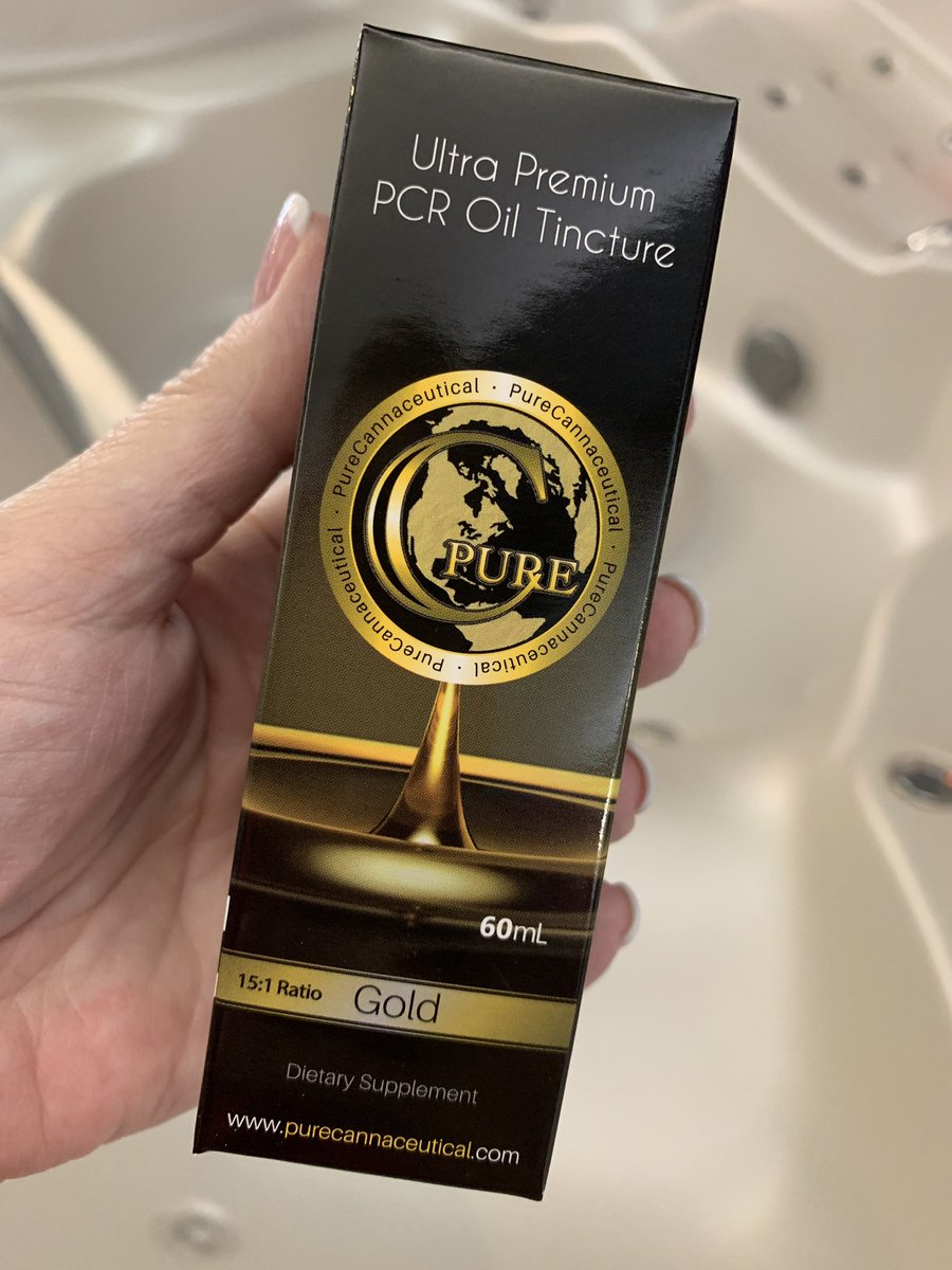 "Customer review: ""I am getting my quality of life back from Rheumatoid arthritis!  This is amazing!  Anyone with Rheumatoid arthritis needs to get the Gold!"" Kim  K  @Miragespa_stl  #rheumatoidarthritis #rheumatoidarthritisrelief #findingsolutions #purecannaceutical #cbd #cbg https://t.co/xD1sJoO6d1"
