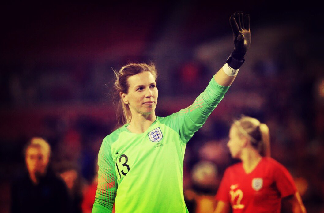 Goalkeeper @carlytelford1 made her @lionesses debut in 2007, aged 19. This is her 4️⃣th major tournament but until now she's never played a minute of football in any of them. Tonight aged 31 that changes...I don't think anyone has waited longer for this. #FIFAWWC #ENG #ENGARG