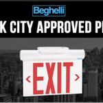 Image for the Tweet beginning: New York City Approved Emergency