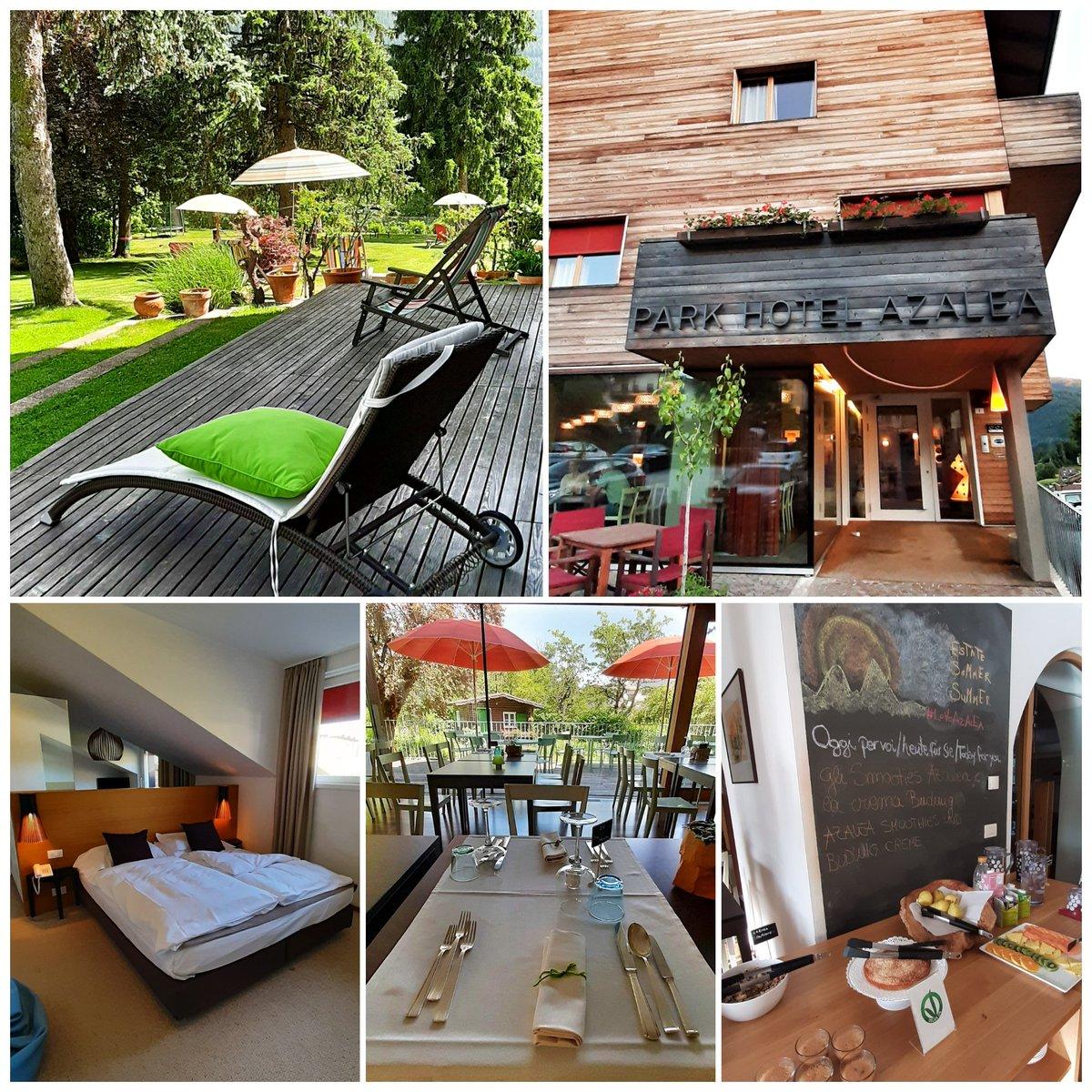 RT @pizzo_76: Un hotel a #cavalese dove tutto è bio e rispettoso dell'ambiente  #loveazalea #valdifiemme #travel https://t.co/FB9UgvsoXU