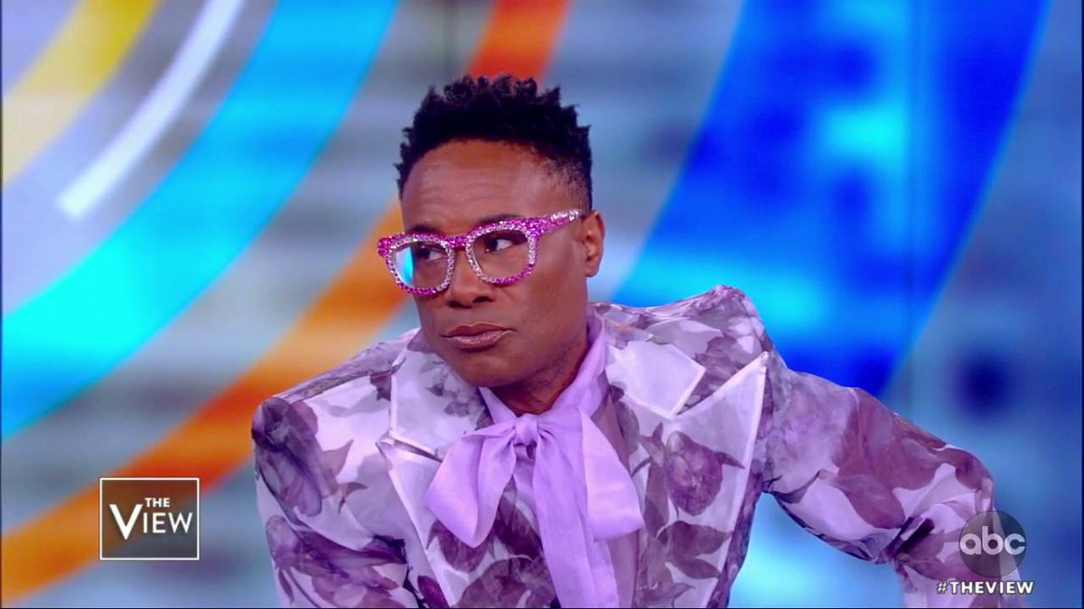 Billy Porter explains the importance of telling the story about the emergence of drag queen culture through his show #Pose http://abcn.ws/2wSy2gx