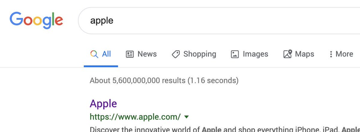 Looks like google updated their tabs for search results