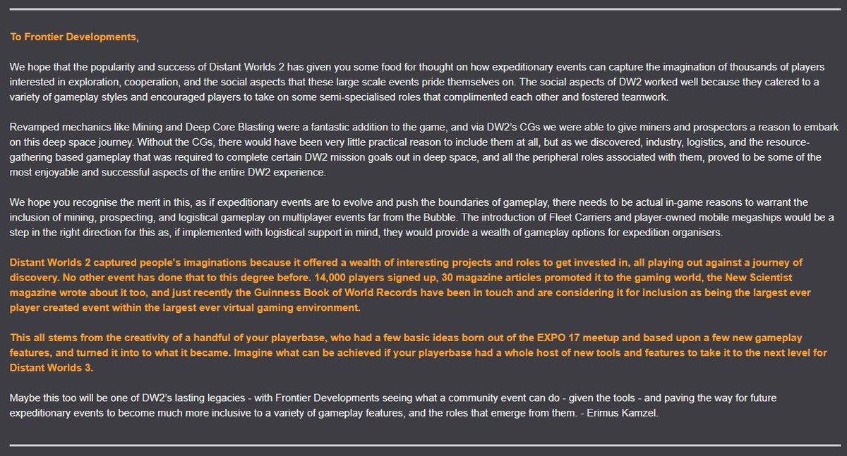 CMDR Reise Lang - @CmdrReiseLang Twitter Profile and