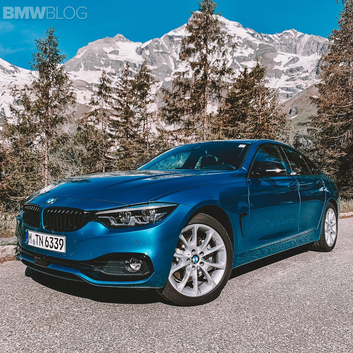 bmw430d hashtag on Twitter