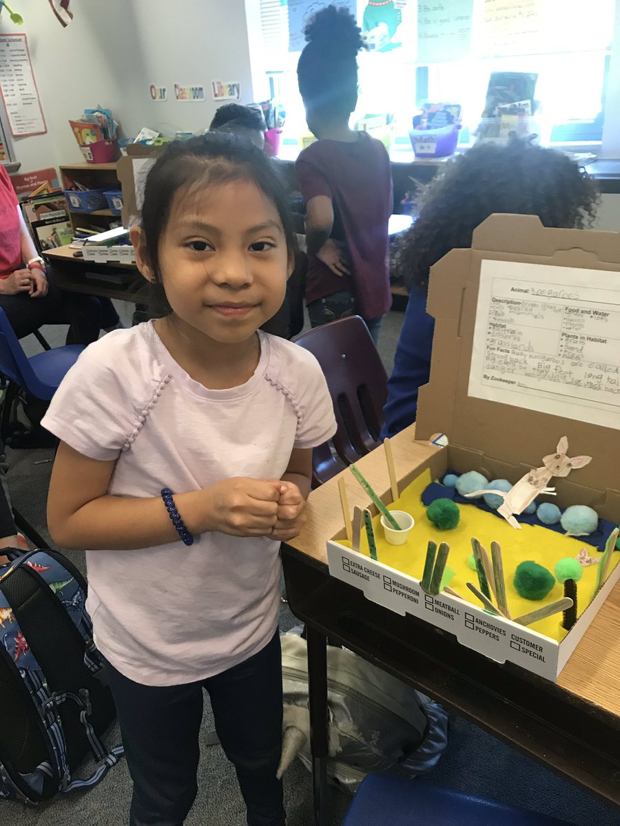 First grade zoologists share their animal habitats today <a target='_blank' href='http://twitter.com/APSChristensen'>@APSChristensen</a> <a target='_blank' href='http://twitter.com/ApsDrewEmig'>@ApsDrewEmig</a> <a target='_blank' href='https://t.co/Vec7186pse'>https://t.co/Vec7186pse</a>