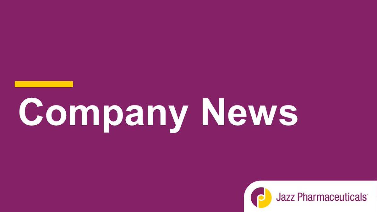 dating start jazz pharmaceuticals news today