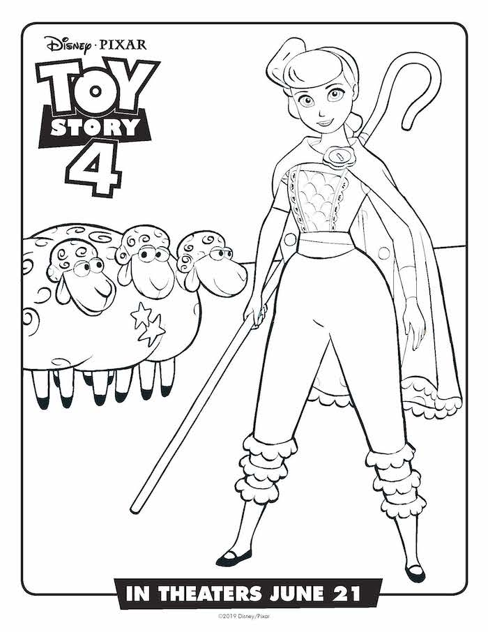 Disney Forky Coloring Pages - coloring pages