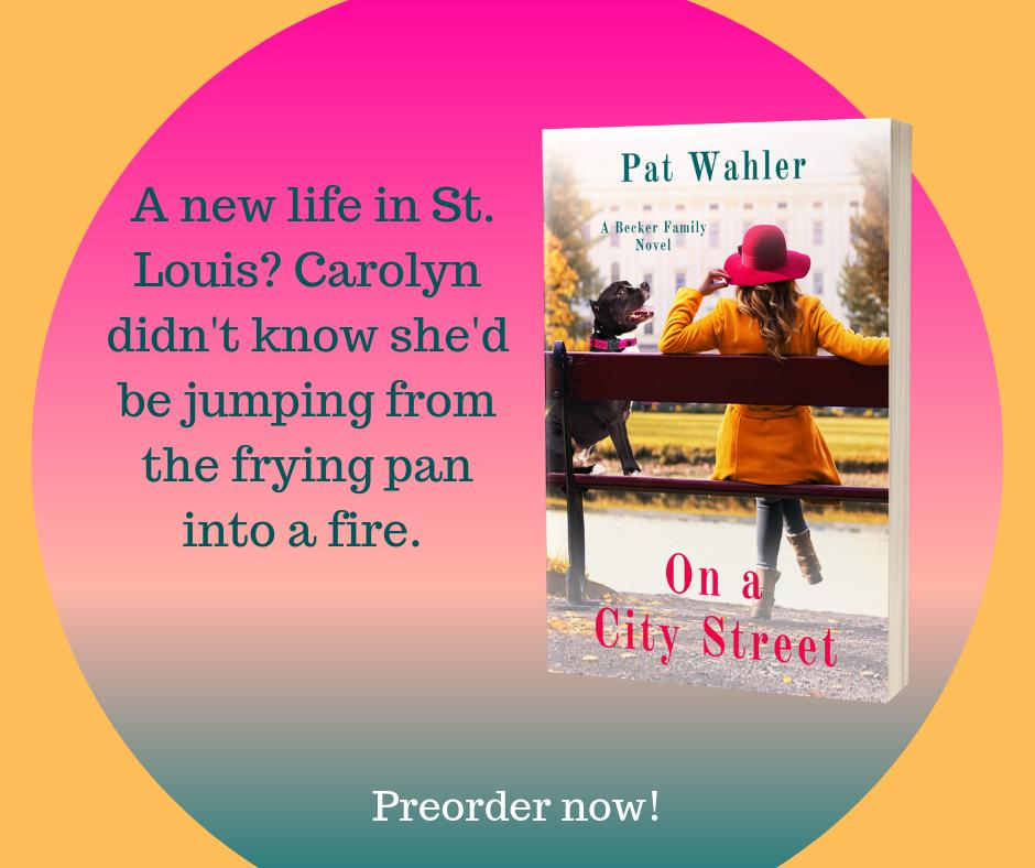 Here she is! Preorder up for On a City Street. Love the cover, don't you? #newrelease #SummerReading #RomanceReaders #romancenovels #ReadersFavorite #Romance #bookstagram  https:// amzn.to/2XO6wfU       https:// amzn.to/2KnnS0a     <br>http://pic.twitter.com/QmewPMjmWf