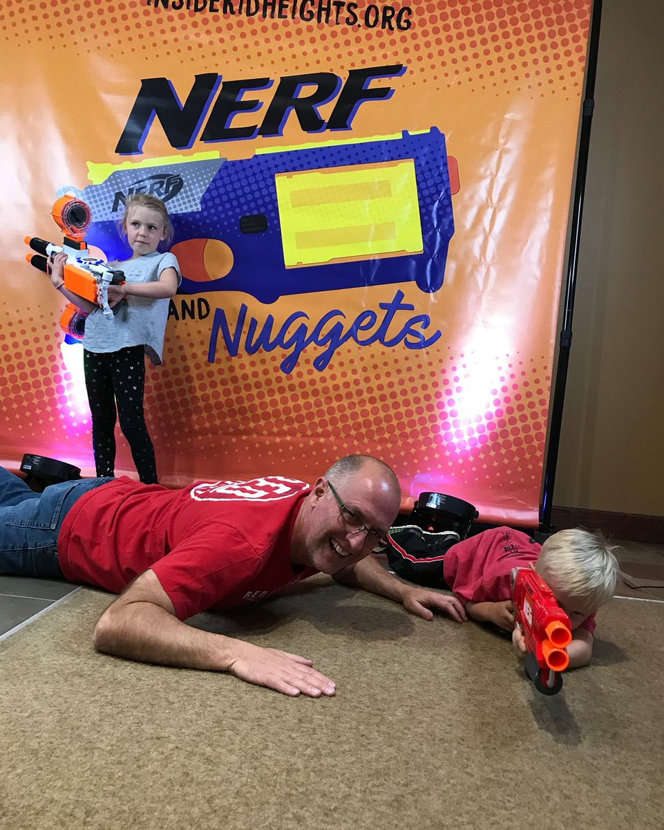 #REDFriday shirts are great for nerf war days!   (Jeff Lingerfelt) <br>http://pic.twitter.com/qjFJyv4yx4