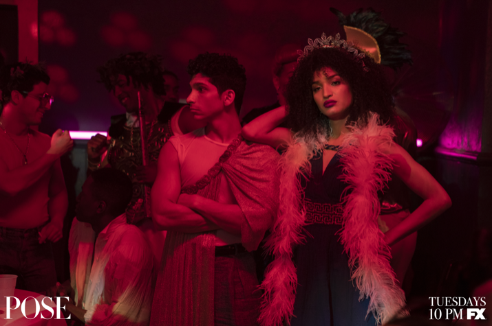 Lil Papi has Angel's back and her heart. All new episode of #PoseFX airs on Tues 10p on @FXNetworks