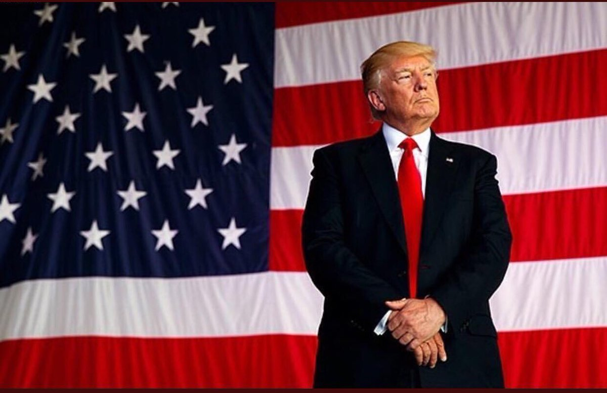 "Happy Birthday to the Greatest President, @realDonaldTrump, (IMO) to ever hold the office for all Americans, especially those that live and struggle in Distressed areas! Your America 1st approach has created ""OPPORTUNITIES"" for our people that have been LONG OVERDUE!!!"