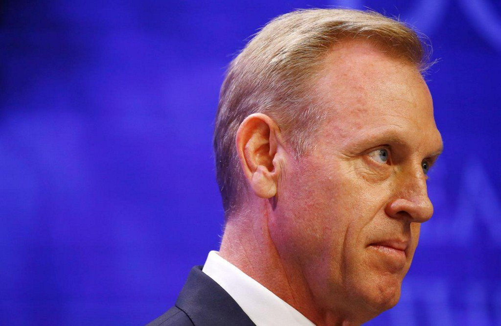 U.S. focus is to build global consensus after Mideast oil tanker attacks: Shanahan https://reut.rs/2MNuIOt