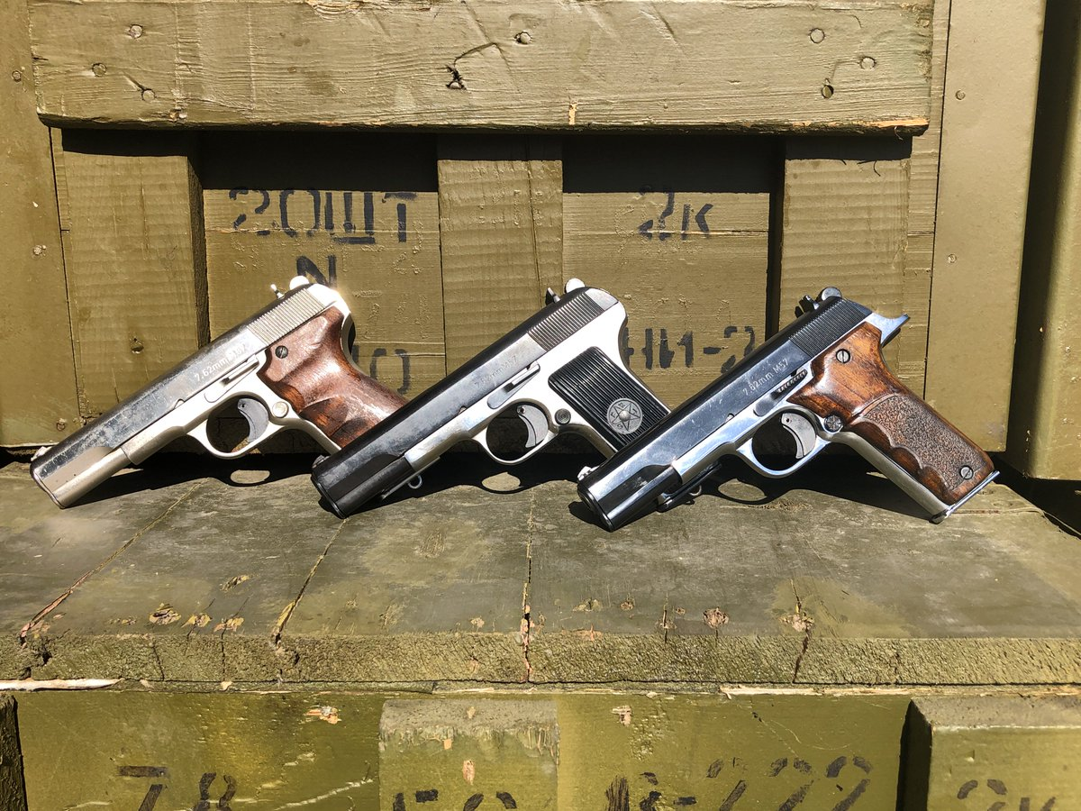 Time is running out to enter the giveaway for these three beautiful Yugo M57 pistols. You have 3x the chances of winning this time around because there are 3 winners for this giveaway! Enter to be one of the lucky winners by heading over to our website - https://www.classicfirearms.com/contest/win-a-yugo-m57-pistol-3-winners/…