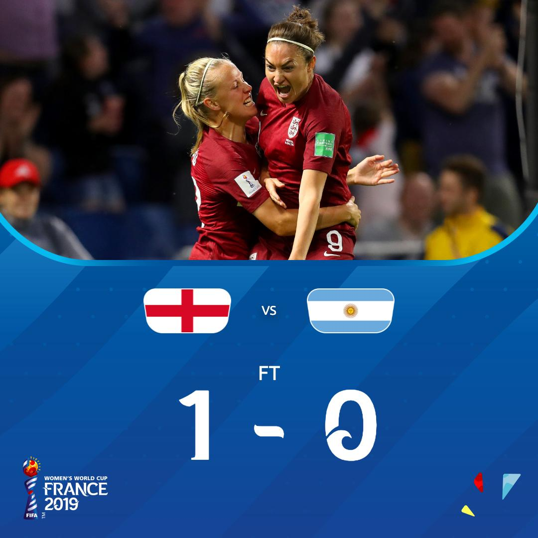 Angleterre-Argentine