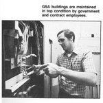GSA buildings are maintained in top condition by government and contract employees, circa 1984. Learn about GSA's modern Building Maintenance and Operations: https://t.co/6ocj3kfNmG #GSAat70