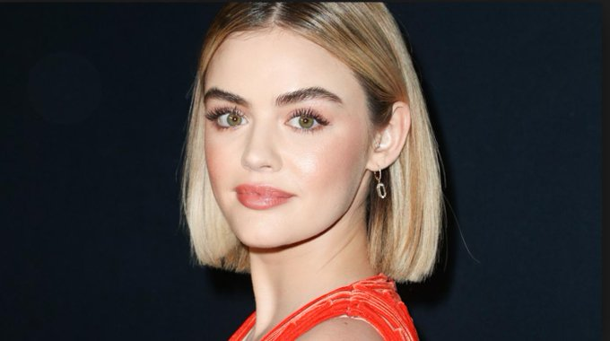 Happy 30th to actress Lucy Hale, born June 14, 1989