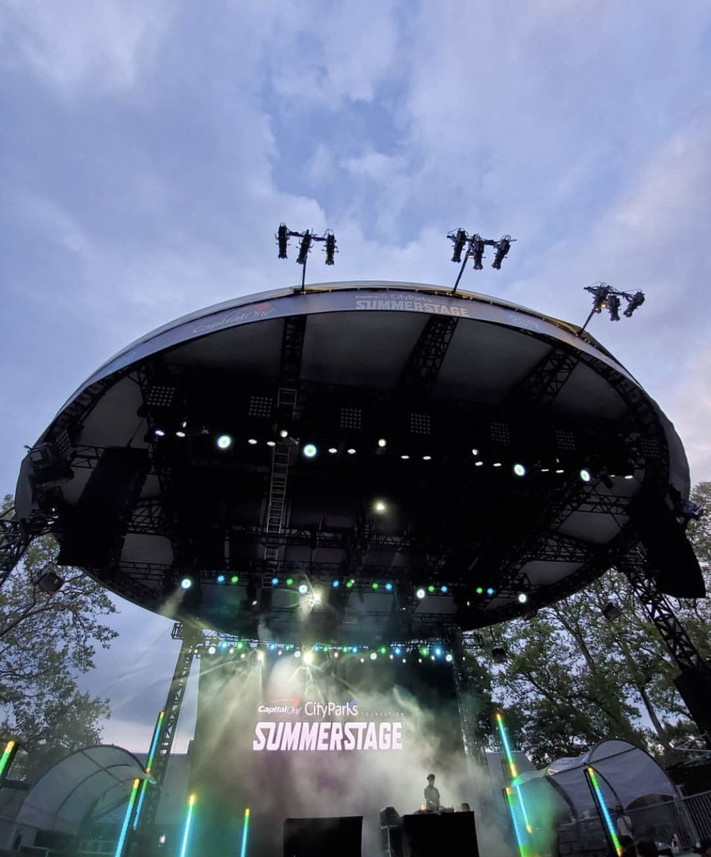 Yesterday was soooo amazing ! Thank you @summerstage @cpfnyc @qweenbeat LETS DO THIS AGAIN!! #SummerStage #QweenBeat #CentralPark #PoweredByPride #Pose #WorldPride #NYCPride #LGBT #Voguing #BallroomCulture #VogueBeats