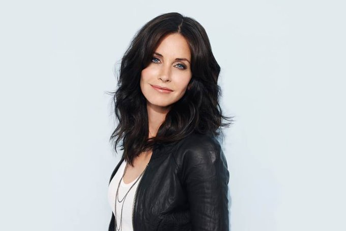 Happy Birthday to Courteney Cox aka Monica Geller