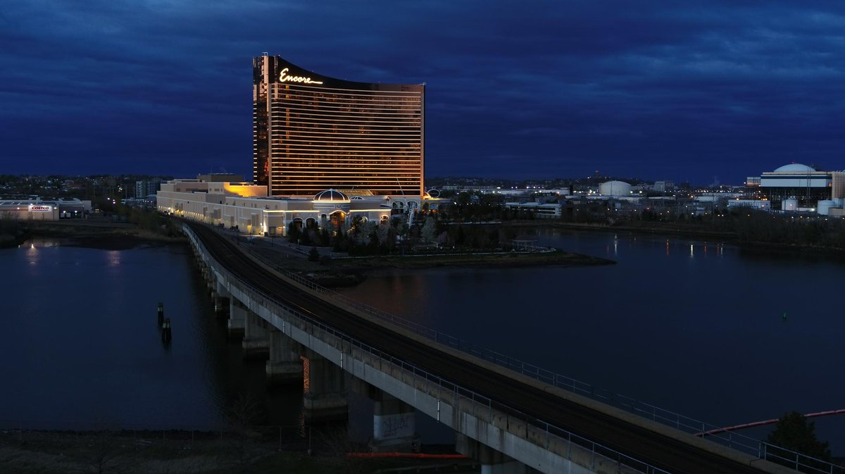 The countdown is on. What are you most looking forward to at Encore Boston Harbor?