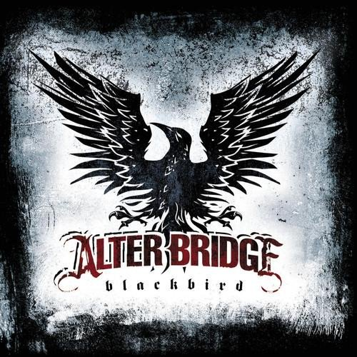 Lookie here. @alterbridge album comparisons.  2007: Blackbird  2019: Walk The Sky  The blackbird imagery has returned. Also, whether intentional or not - Black. Blue. White. Red. The color scheme has returned as well.