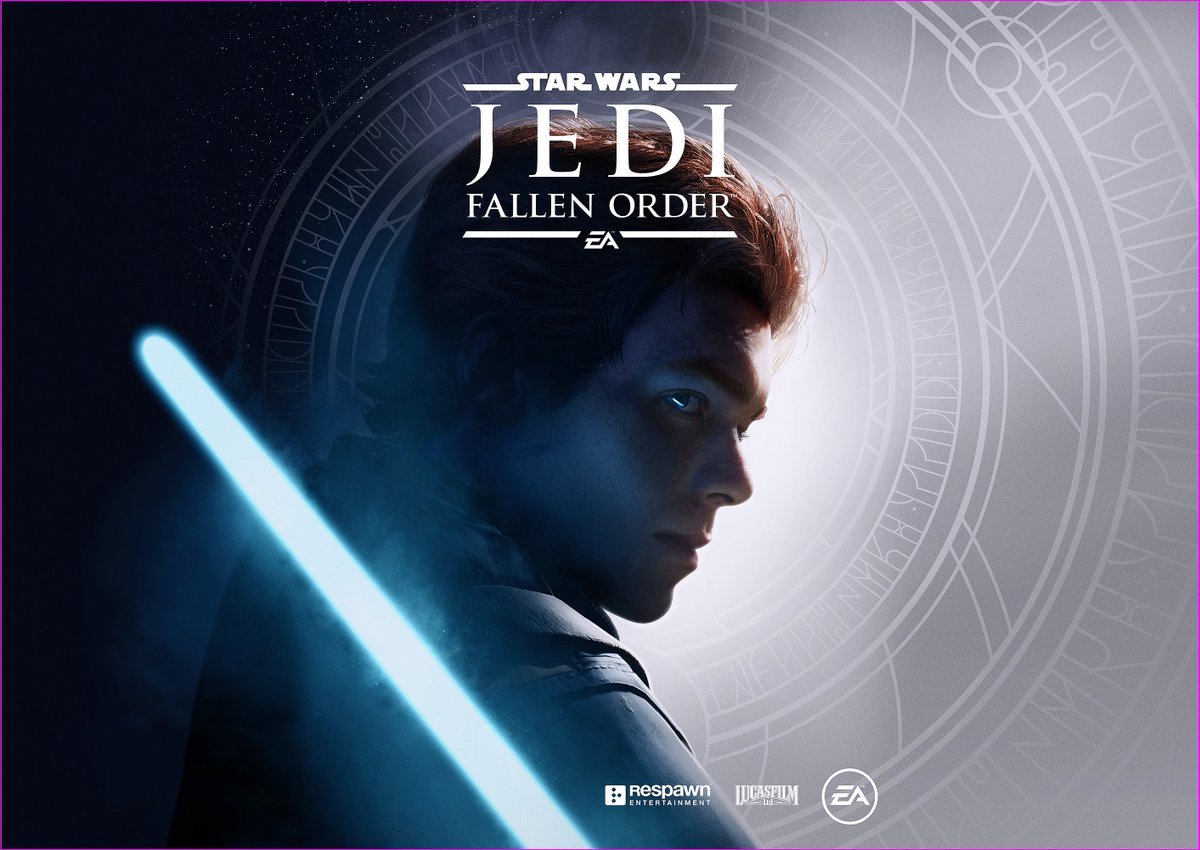 """Flickering Myth on Twitter: """"Star Wars Jedi: Fallen Order director  discusses the game's Jedi Purge setting and campaign length  https://t.co/aqM74iZRUn… https://t.co/raDM8WzN44"""""""