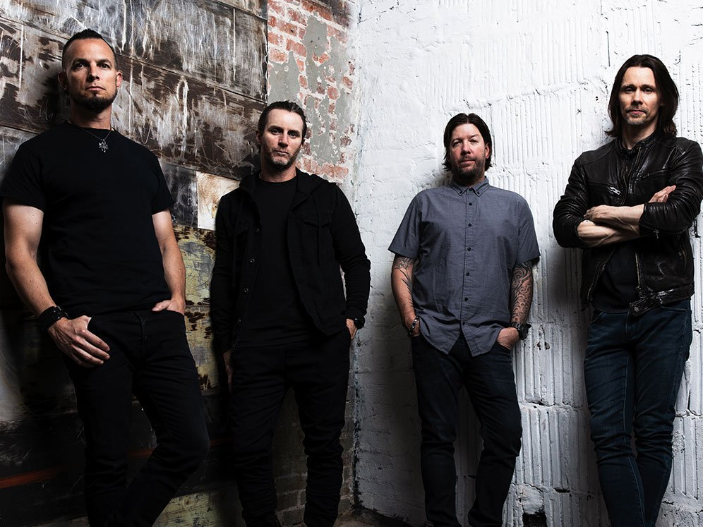 June 28th. Alter Bridge Single Release Day. My boys return to remind y'all what true artists look and sound like. Pay attention. Class will be in session shortly.