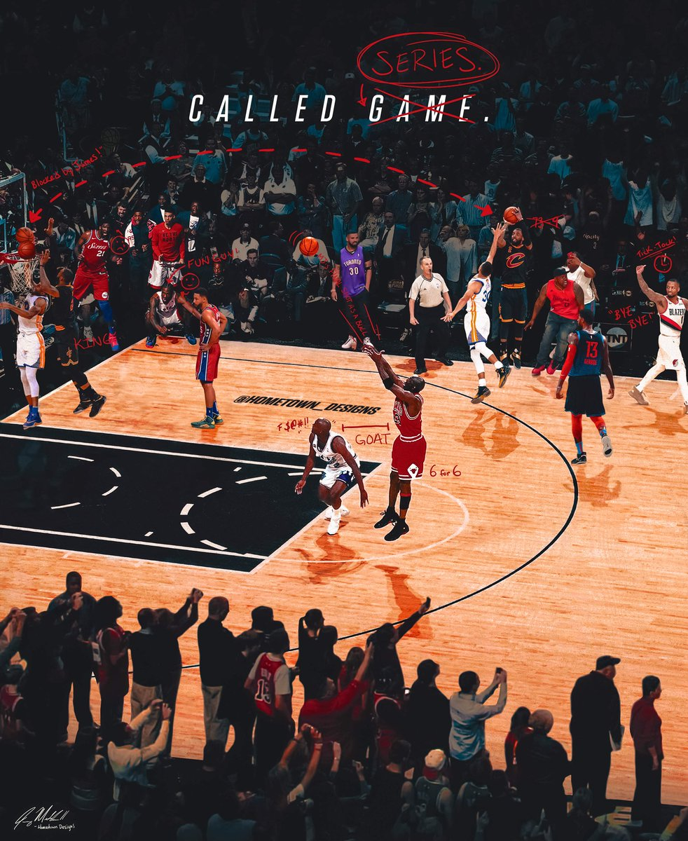 """""""They called SERIES."""" (Many other great shots not pictured!)  Which was the best series clinching shot?"""