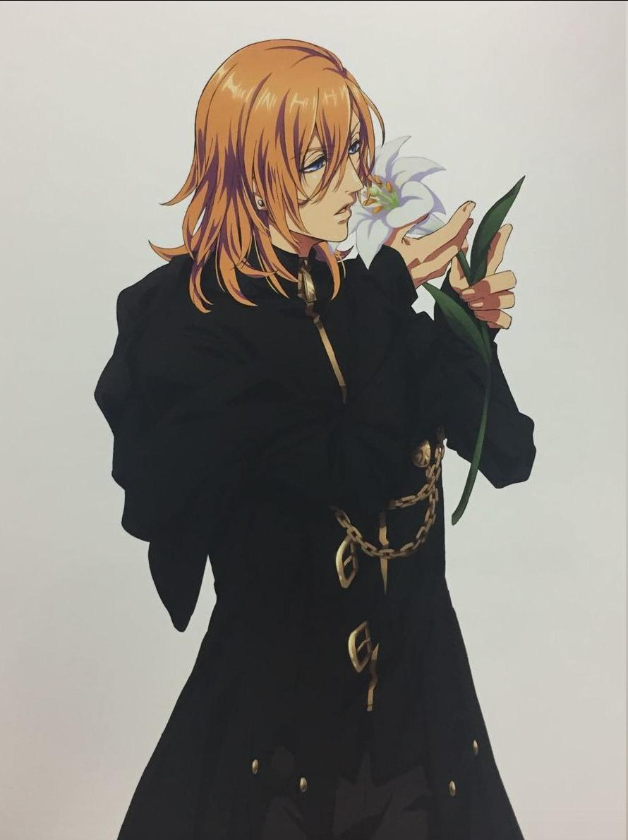 """""""The white lily is one of the most important flower symbols to Christianity. It's mainly a symbol of Virgin Mary's purity."""" """"white lilies symbolize chastity and virtue"""" Ren: Kissed the lily Reiji: broke the lily  EXCUSE ME BROCCOLI WHAT THE FUCK HAPPENED HERE <br>http://pic.twitter.com/zet2wiLZ0P"""