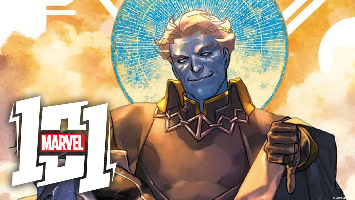 An ancient Elder of the universe, the Grandmaster uses his power to design and dominate his own deadly cosmic games. This week on #Marvel101, let the Games begin: http://bit.ly/2IEdM7S