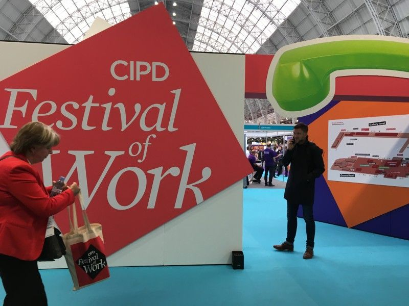 Take a look at our curation of the CIPDs #FestivalOfWork including session highlights, video interviews, tweets, photos and of course the delightful Max from @PurinaUK buff.ly/2Znyrnm