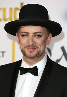 Happy Birthday Boy George!!!  (the only relevant Birthday of the day)