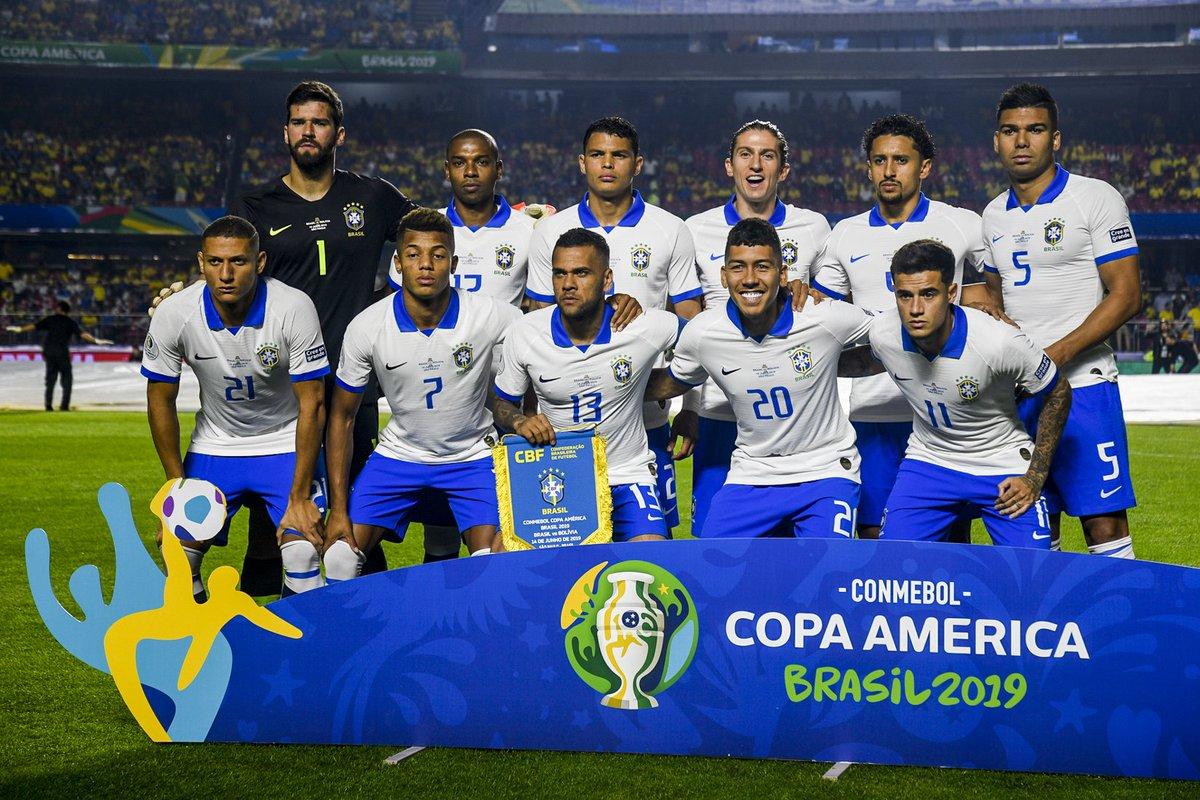 Копа Америка. Бразилия обыграла Боливию благодаря дублю Коутиньо - изображение 1