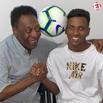 Image for the Tweet beginning: Passado e futuro da Seleção!
