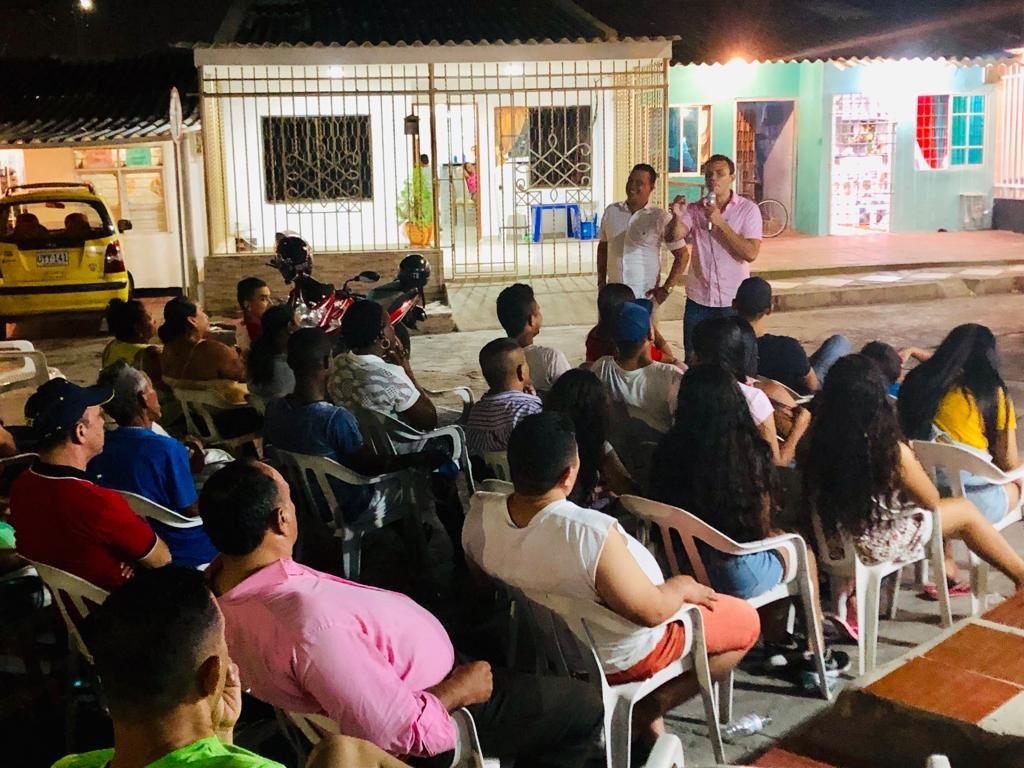 Gracias a los amigos de Sur Occidente por acompañarnos en este camino por Barranquilla.  #JuntosCrecemos #JovenesPorBarranquilla #Barranquilla