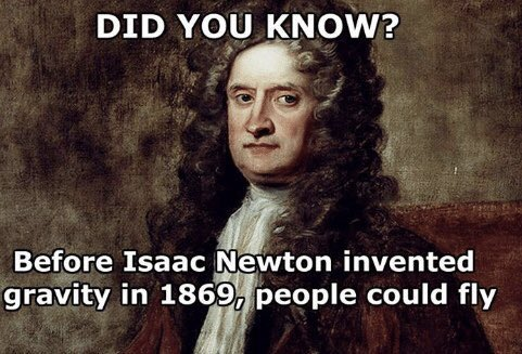 Can't fool me it was 1669