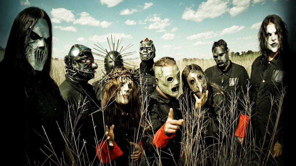 Slipknot, unmasked