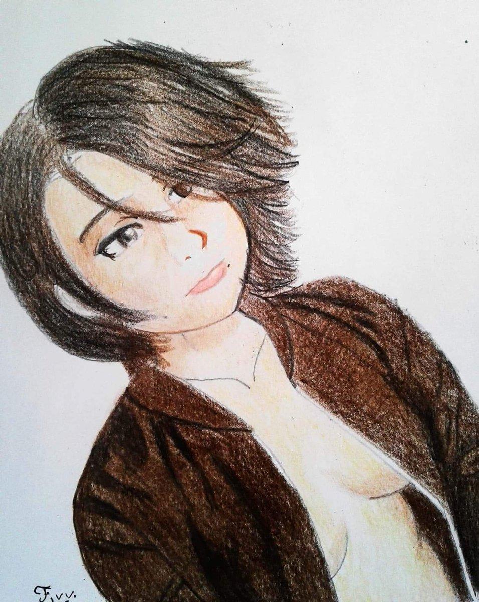 Me hicieron un bello dibujo. 💕 Si. Para mí todos son dibujos hermosos. 💖💕💖💕💖💕💖💕💖💕