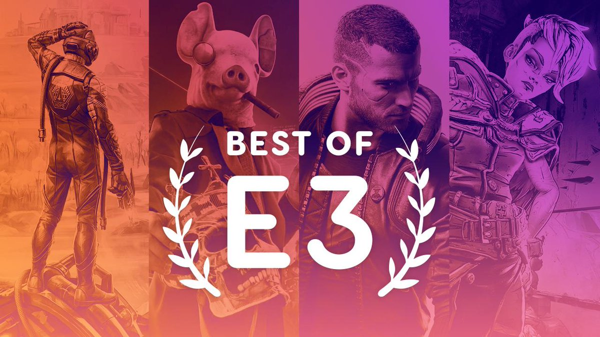 RT @IGN: ICYMI: And the winner of IGN's Best of E3 2019 award is... https://t.co/AmuzjBF3cp https://t.co/AhvLXpZbFK