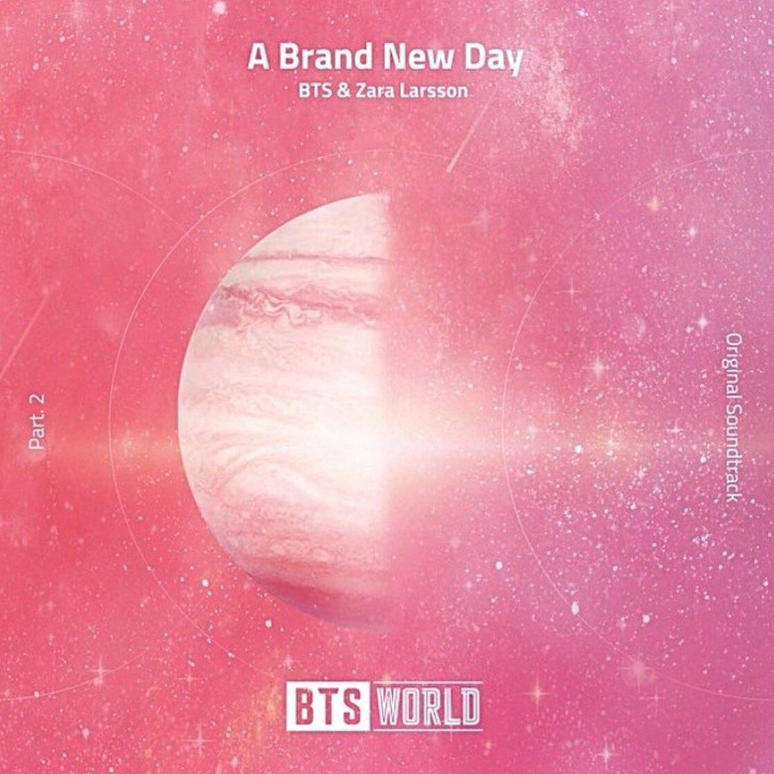 Dalam lagu #ABrandNewDay milik V & J-Hope @BTS_twt + @zaralarsson, kita bisa mendengar bunyi alat musik tradisional Korea, yaitu sejenis suling bambu bernama Daeguem (대금) dalam aransemen yang dibuat @mura_masa_ Dari 1-10, berapa nilai lagu ini menurutmu? #VOPE Cr: @choi_bts2