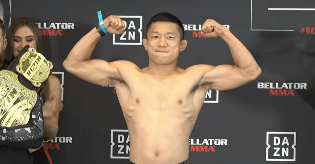 #Bellator 222: Kyoji Horiguchi Takes #Bellator's 135 Crown - https://www.themix.net/2019/06/bellator-222-kyoji-horiguchi-takes-bellators-135-crown/ … #Bellator222