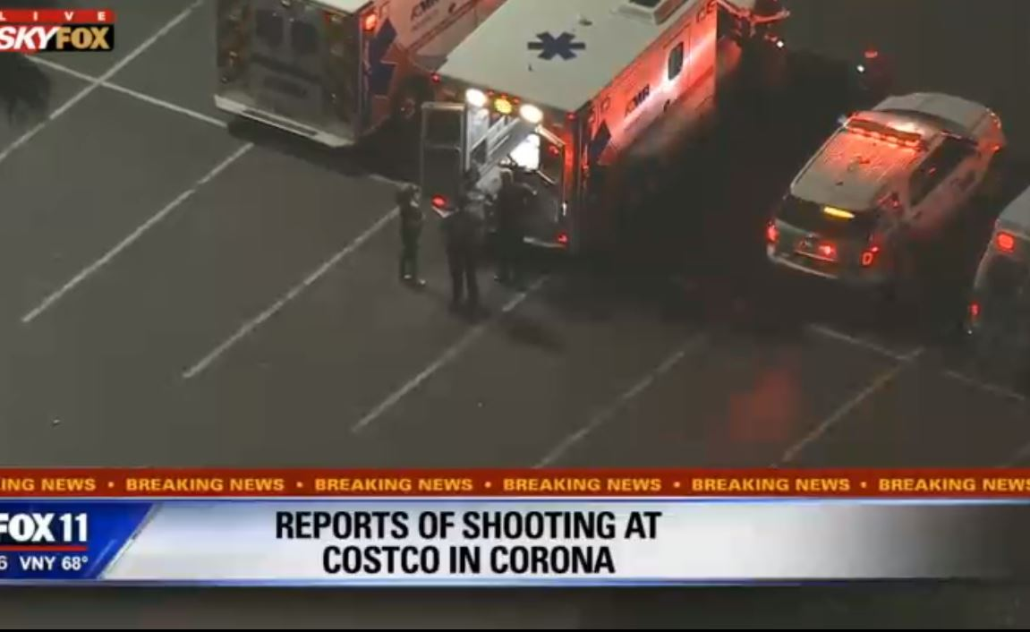 LIVE: Shooting Reported At Costco In Corona. Watch