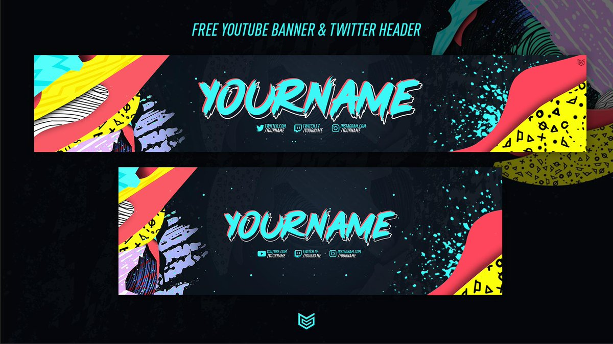 B L A I R On Twitter Free Fifa 20 Banner Header For Your